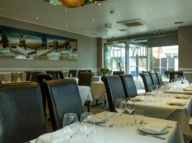 Good indian restaurant N21 winchmore Hill
